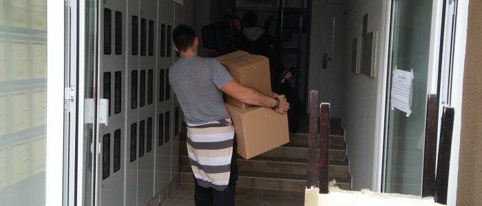 Prodaja kartonskih kutija u Novom Sadu